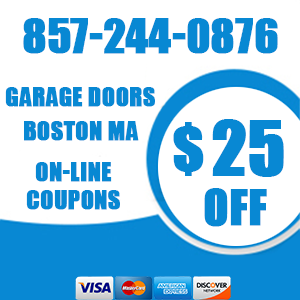 Garage Doors Boston MA Coupon